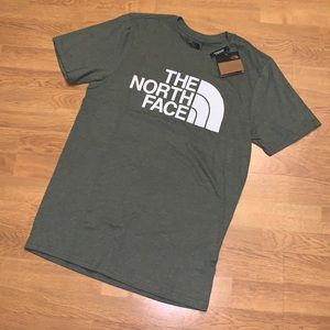 NWT The North Face Half Dome Short Sleeve T-Shirt